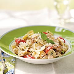 Farfalle and Roasted Chicken