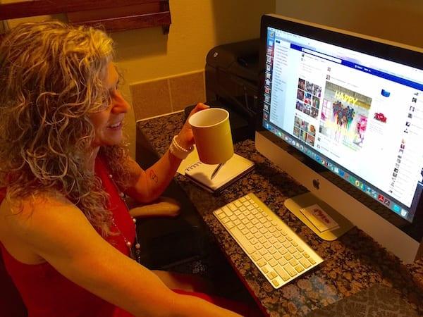 Kathryn Wheat Social Media Etiquette
